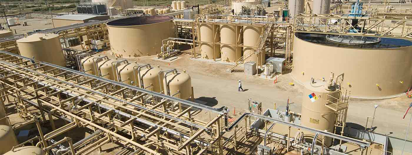 Upstream Oil & Gas | Veolia North America