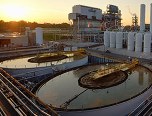 Industrial wastewater treatment for ohio refinery