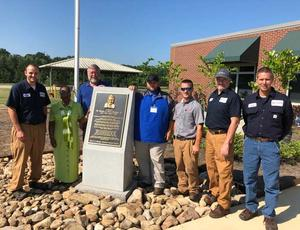 Auburn Wastewater Plant Recognized for Excellence
