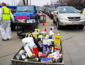 Veolia Handles Regional Household Hazardous Waste Collection Events