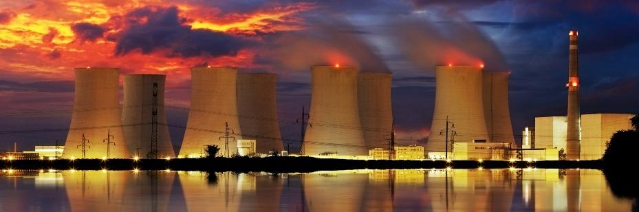 Nuclear plants require careful radioactive waste removal services.