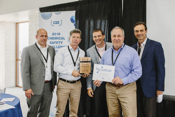 CSX Safety Award 2019