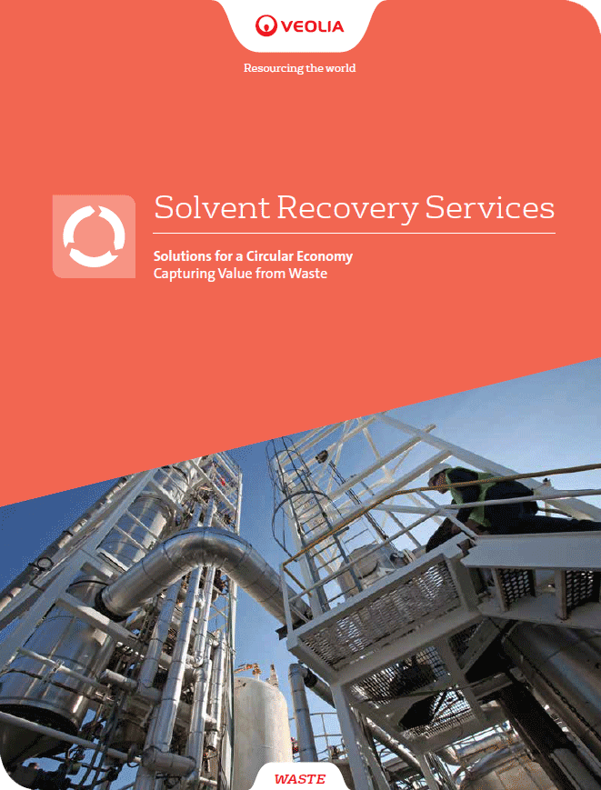 Solvent Recovery Services Brochure